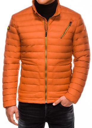 Куртка чоловіча демісезонна стьобана OMBRE C290