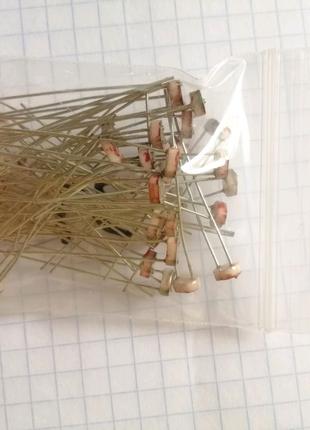 Фоторезистор 5528 резистор