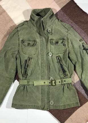 Женская куртка alpha industries