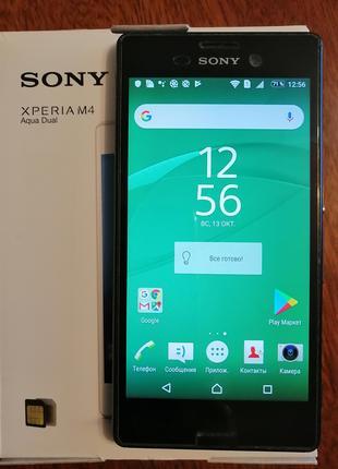 "Смартфон Sony Xperia M4 Aqua E2312 Dual 5"""