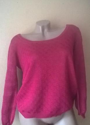 Missoni свитер оригинал фуксия