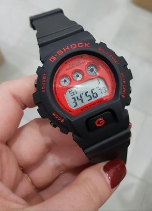 Наручные часы Casio G-Shock DW-6900 Наручний годинник, часи