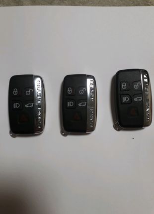 Ключ Land Rover Discovery Sport,Discovery,Evoque