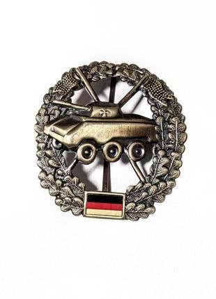 Кокарда бундес бундесвер германии милитари