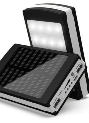 Power Bank powerbank 50000 mAh Solar LED | Повер Банк LED | Порта