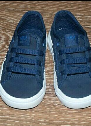 Кеды кросовки туфли adidas, 5 (21), стелька 14 см.