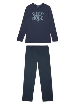 Мужская био хлопковая пижама Livergy Германия