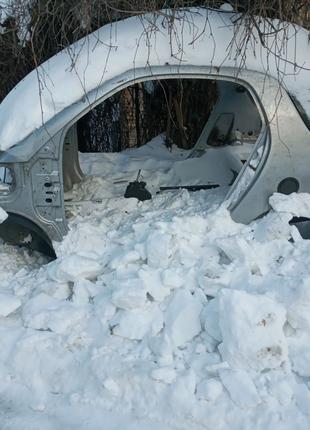 Кузов smart fortwo 450