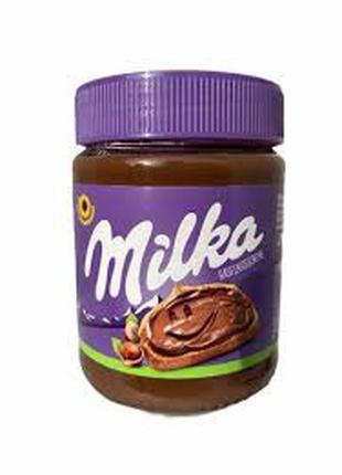 Шоколадная паста Milka Haselnusscreme 600 г