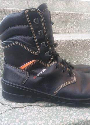 Берци робочі, робоче взуття Heckel