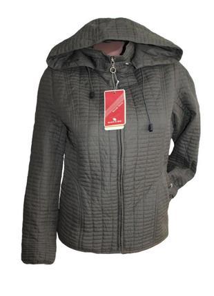 Куртка-парка женская сезон весна-осень