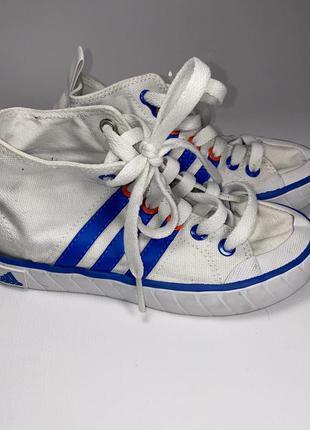 Кеды adidas uk 12, 19 см