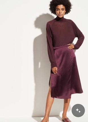 Whistles: шелковая юбка