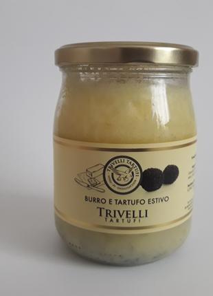 Трюфельное масло ,с натуральным Трюфелем Trivelli 450 г Италия