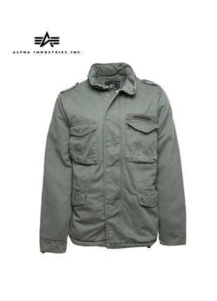 Мужская куртка alpha industries оригинал