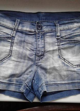 Gloria jeans. шорты + подарок.