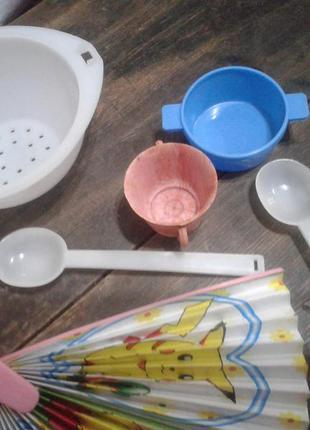 Посудка детская. новая.