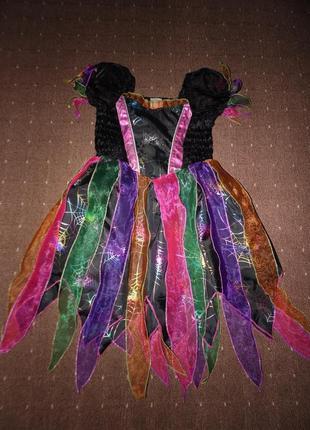 Карнавальное платье 3-5 лет
