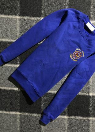 Детская кофта свитшот 7-8 лет