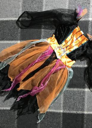 Детское платье 3-4 года