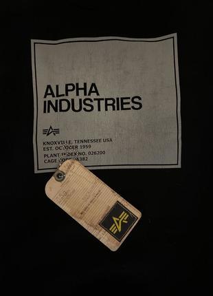 Alpha industries кофта рефлектив