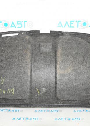 Обшивка крышки багажника Toyota Avalon 13- чёрн