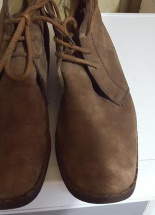 """Легкие ботинки """"hush puppies"""" оригиналы!пр-во: сша! 26 см"""
