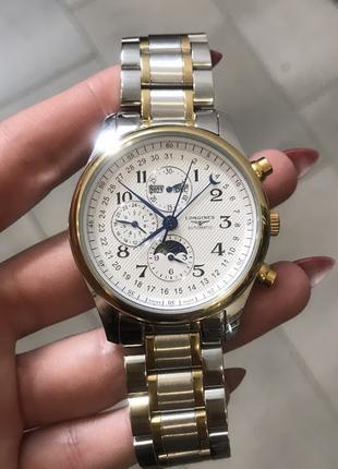 Наручные часы Longines Master Collection Наручний годинник, часи