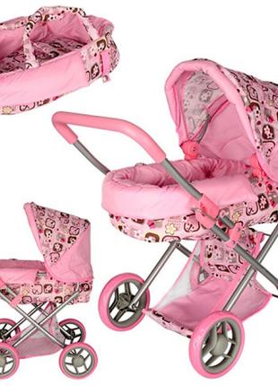 Детская коляска для кукол 9369