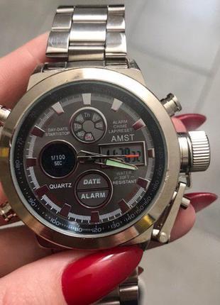 Наручные часы AMST 3003C Metall Наручний годинник, часи