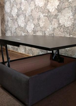 Тумба-стол трансформер