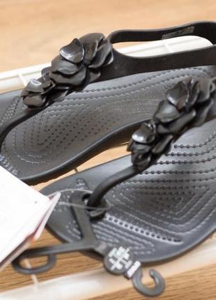 Crocs flip flop размер (4) 33-34