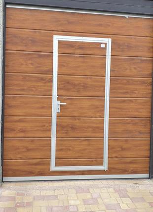 Секционные ворота, роллеты, распашные, откатные, автоматика.