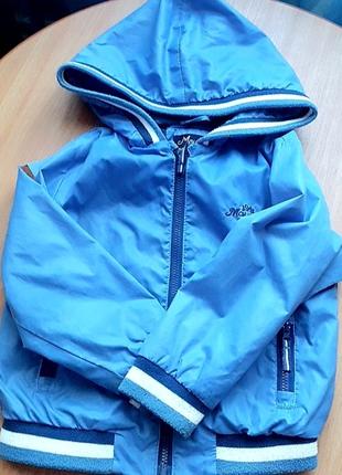 Курточка лёгкая