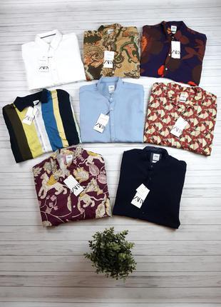 Большой выбор мужских рубашек и теннисок, все оригинал