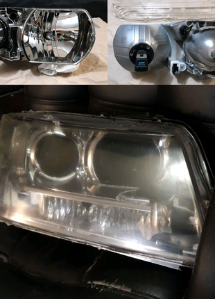 Стекло фары Suzuki Grand Vitara