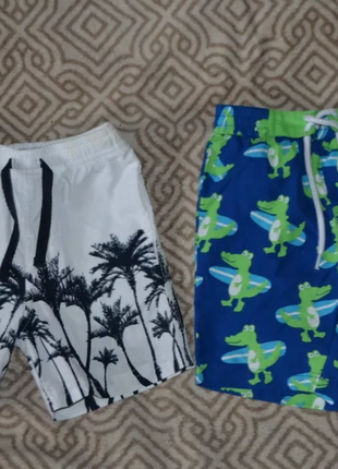 Пляжные шорты mothercare 18 мес рост 86