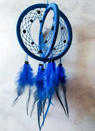 Объемный ловец снов Подарок Декор Амулет Подвеска Аксессуар