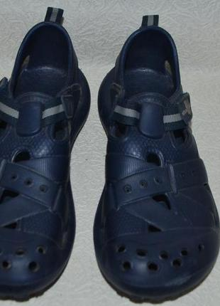 Мужские кроксы сандалии urban beach 25.7 см 39-40 размер