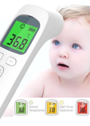 Термометр GP- 100 медицинский, инфракрасный, бесконтактный