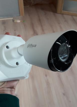 Видеонаблюдение для дома и бизнеса, подбор монтаж оборудования...