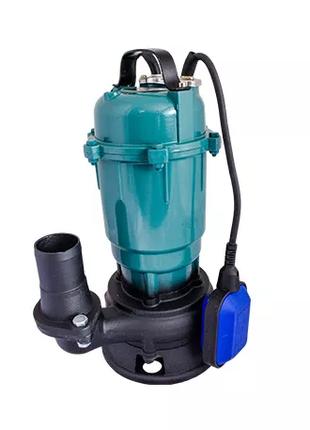 Насос фекальный канализационный Delta WQD 1.1кВт для выгребной ям