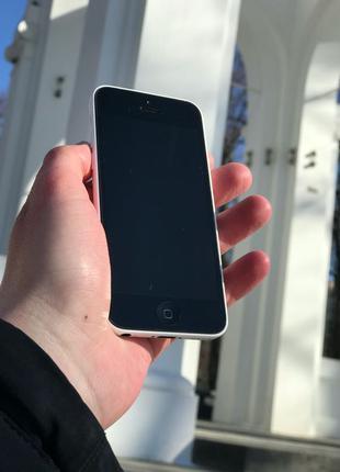 Apple IPhone 5c white 8Gb Neverlock - 6/6+/7/7+/8/8+/XR/X/XS/11