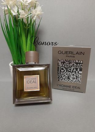 ⭐оригинал ⭐100 мл guerlain l'homme ideal парфюм древесный