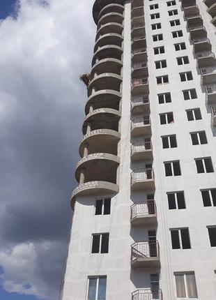 2-х комнатная квартира на 8м этаже