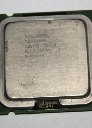 Процессор Intel® Pentium® 4 520