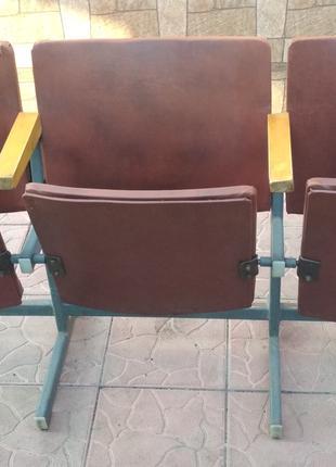 Кресло тройное (корпус метал)