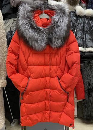 Женская зимняя куртка jarius