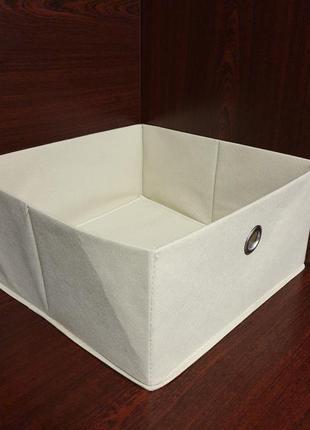 Складной ящик для вещей