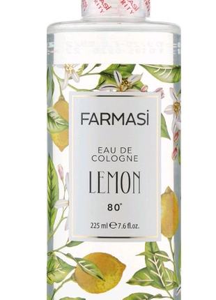 """Антисептичний засіб """"Лимон""""  Farmasi  с алое вера"""